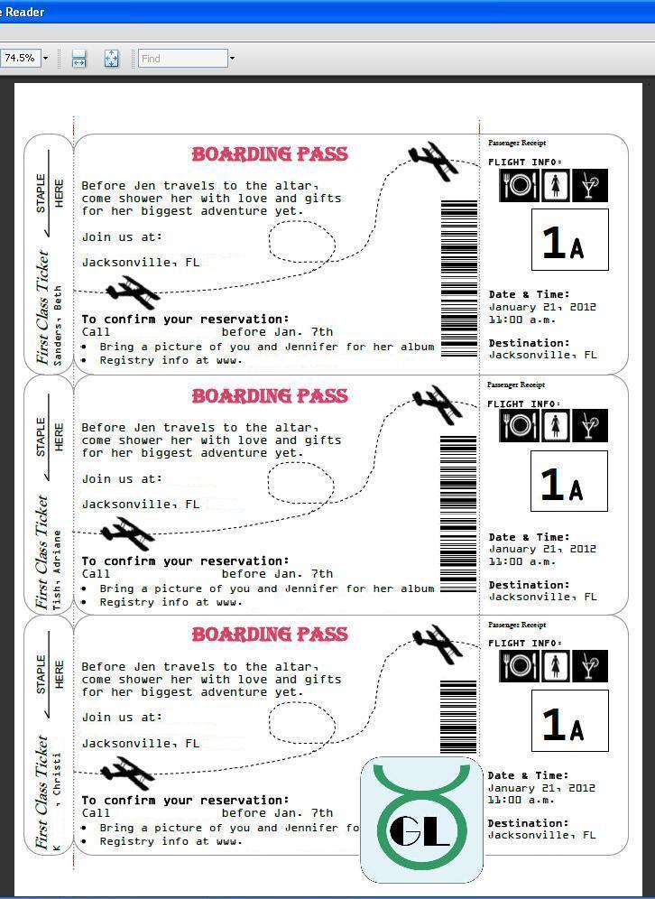 Printable boarding pass template stopboris Images