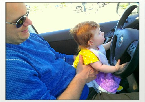 Like driving, haha